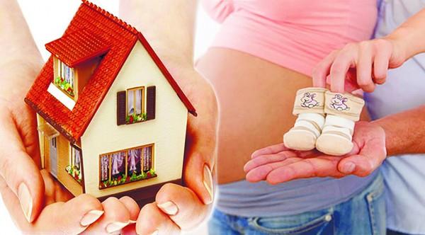 Средства материнского капитала можно направить без сложностей на улучшение жилищных условий - покупку нового жилья или строительство