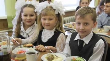Некоторые категории граждан могут рассчитывать на бесплатное детское питание в школе